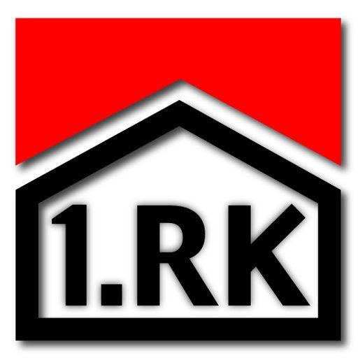 Logo 1.RK - Česká tradiční realitní kancelář
