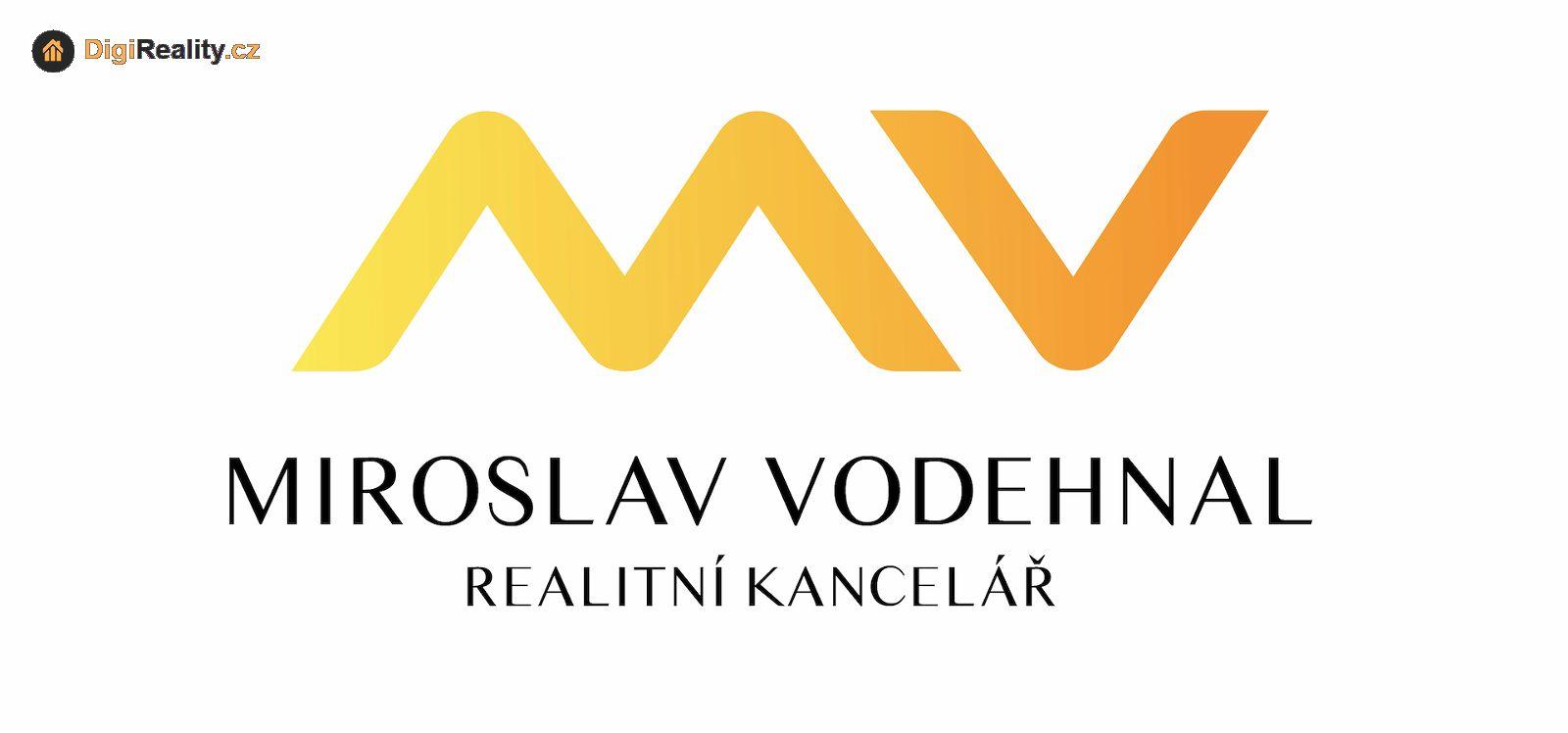 Logo Miroslav Vodehnal, Realitní kancelář