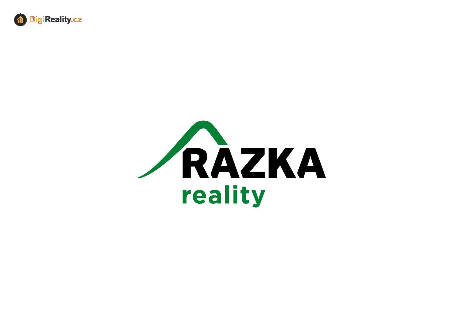 Logo RAZKA reality s.r.o.