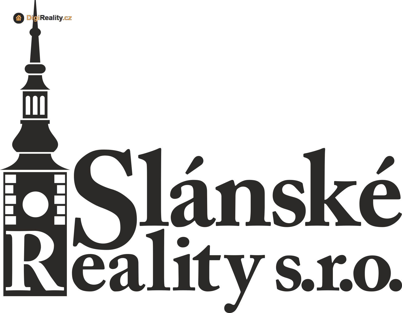 Logo Slánské reality s.r.o.